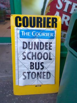 Stoned Bus