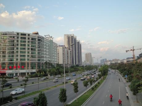 Zhuxi Avenue, Nanning