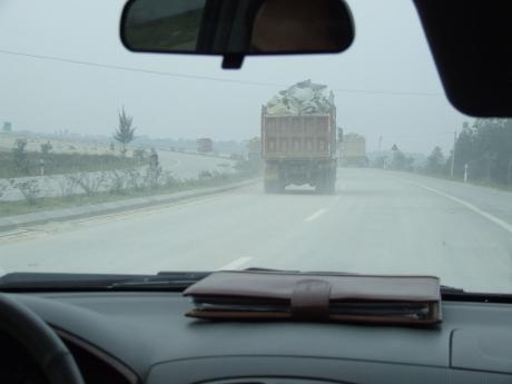 Industrial traffic