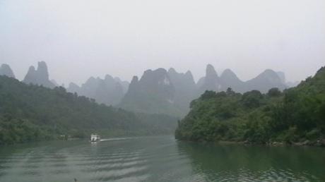 Li River - Guangxi - May 2008