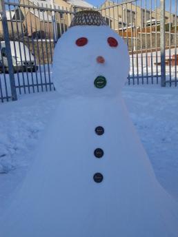 Frosty the Snowmam